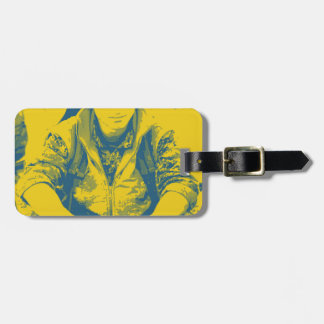 YPG Soldier 3 Art 4 Luggage Tag