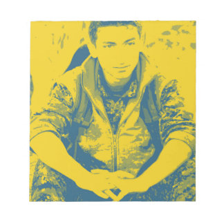 YPG Soldier 3 Art 4 Notepad