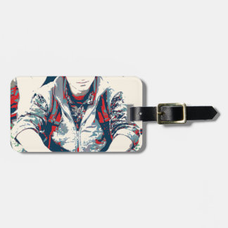 YPG Soldier 3 Art Luggage Tag