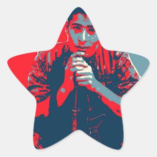 YPG Soldier 4 art 2 Star Sticker