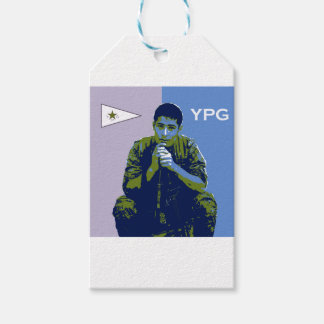 YPG Soldier 4 art 3 Gift Tags