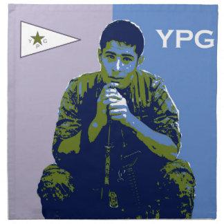 YPG Soldier 4 art 3 Napkin