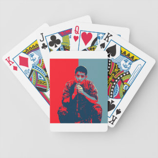YPG Soldier 4 art Bicycle Playing Cards