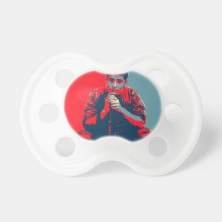 YPG Soldier 4 art Pacifier