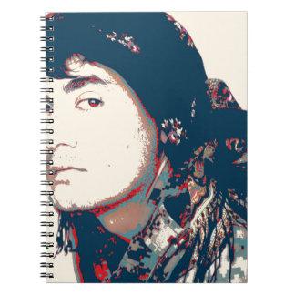 YPG Soldier art Notebook