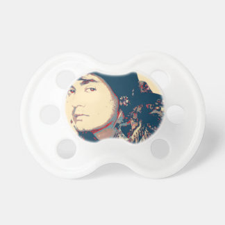 YPG Soldier art Pacifier
