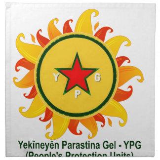 ypg - sun 2 a napkin