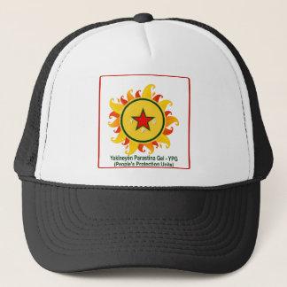 ypg - sun 2 trucker hat