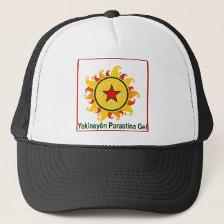 ypg - sun trucker hat