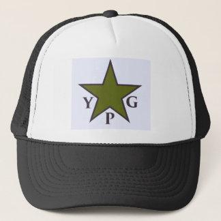 ypg-ypj 3 trucker hat