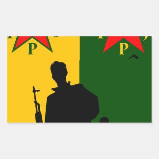ypg-ypj sticker