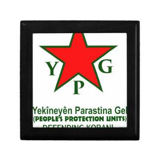 ypg-ypj - support kobani -clear gift box