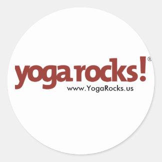 YR! Round Sticker