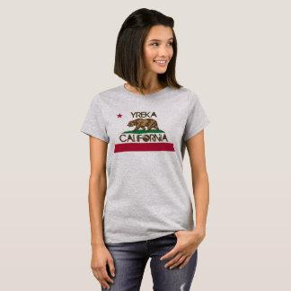 Yreka California Flag T-Shirt