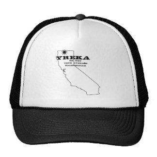 Yreka I'm Not Your Average Californian Trucker Hat