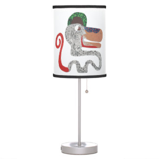 Ythan the space friend table lamp