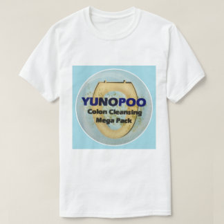 YU NO POO fake product shirt