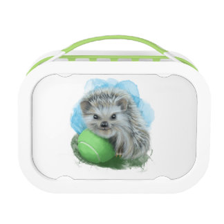 Yubo Lunchbox, Green Lunch Box