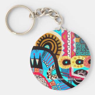Yucatan Keychain
