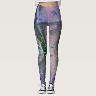Yucca Abstract Leggings