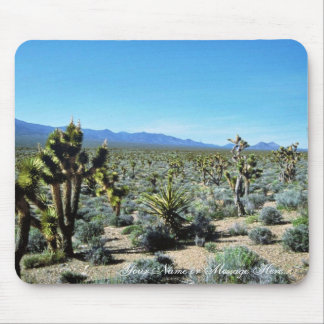 Yucca Forest Mouse Pad