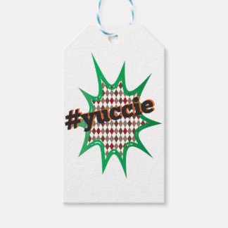 Yuccie Green Young Urban Creative #Yuccie Pack Of Gift Tags