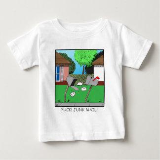 YUCK! JUNK FOOD! BABY T-Shirt