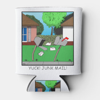 Yuck! Junk Mail! Can Cooler