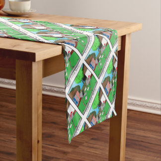 Yuck! Junk Mail! Short Table Runner