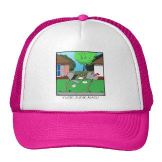 Yuck! Junk Mail! Trucker Hat