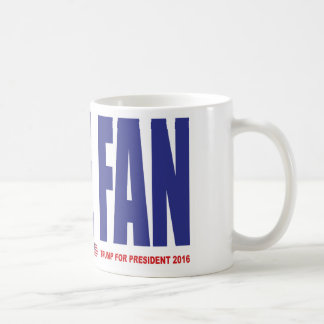 YUGE FAN Trump for President 2106 Coffee Mug