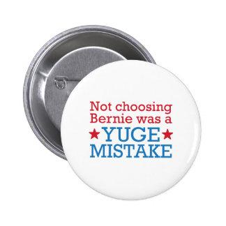 Yuge Mistake 2 Inch Round Button