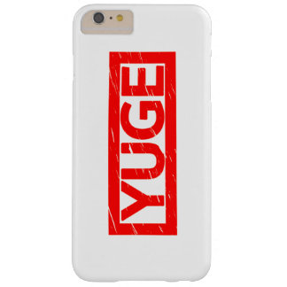 Yuge Stamp Barely There iPhone 6 Plus Case