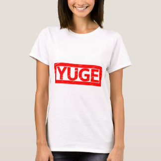 Yuge Stamp T-Shirt