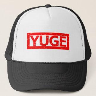 Yuge Stamp Trucker Hat