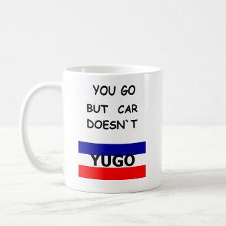Yugo Coffee Mug