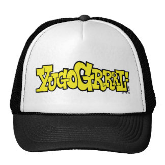 YUGOGRRRL! hat