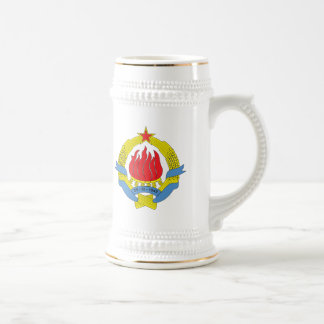 Yugoslavia Coat of Arms (1963) Mug