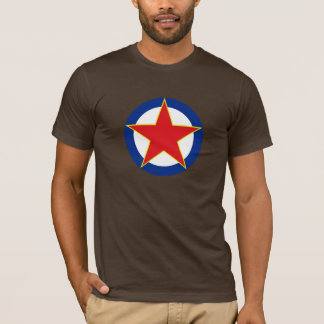 Yugoslavian Air Force t-shirt
