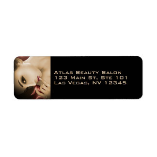 Yuki Return Address Label