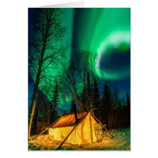 Yukon Aurora Card