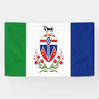 YUKON Flag Banner