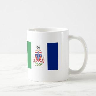 YUKON Flag Coffee Mug