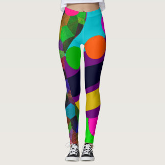 Yukti- Color fill Leggings