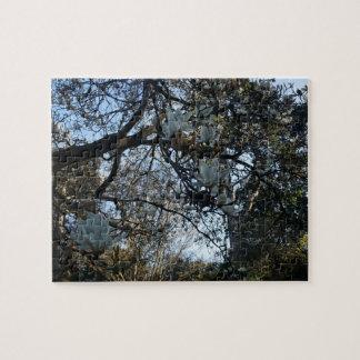 Yulan Magnolia Jigsaw Puzzle