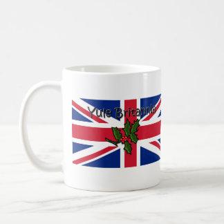 Yule Britannia Coffee Mug
