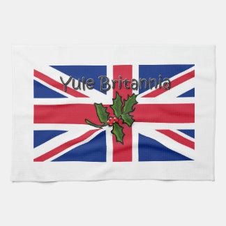 Yule Britannia Kitchen Towel