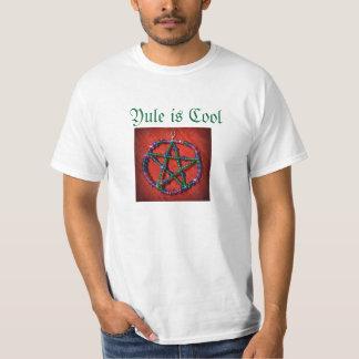 YULE is COOL T-Shirt by L.E. DUBIN
