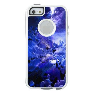 Yule Night Dreams OtterBox iPhone 5/5s/SE Case