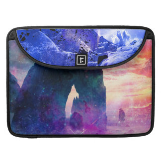 Yule Night Dreams Sleeve For MacBook Pro